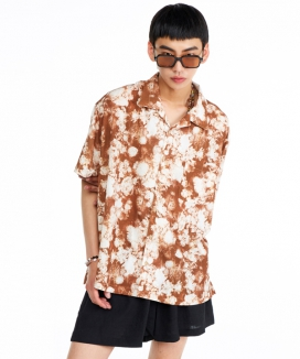 [THE GREATEST] Flower Shirts