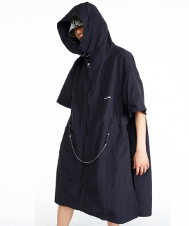 [THE GREATEST] Chain Rain Coat