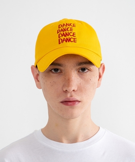 [Rolling Studios] DANCE Embroidered Ball Cap