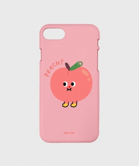 [EARPEARP] Peach (color jelly)