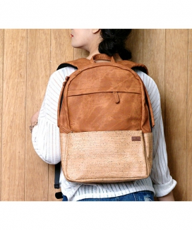 [CORCO] CORK ROUND BACKPACK