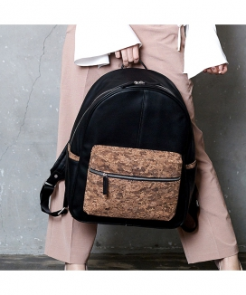 [CORCO] CORK COCO ROUND BACKPACK