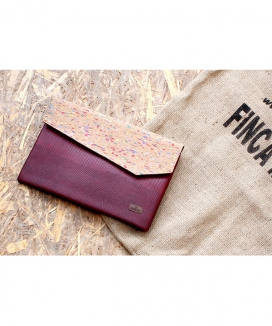 [CORCO] CORK COVER CLUTCH BAG
