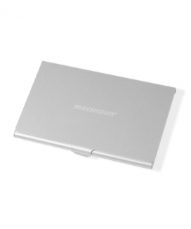 [MASSNOUN] SL LOGO CARD CASE MSNAA004