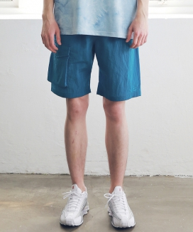 [MASSNOUN] SIDE TWO POCKET SHORT PANTS MSNSP004