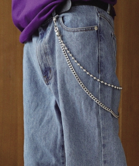 [UnLikeLook] UL. HOUSE BELT CHAIN 2