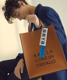 [BBYB] MARCE Unisex Tote Bag (+Eco Bag)