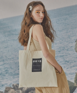 [BBYB] BBYB Basic Eco Bag