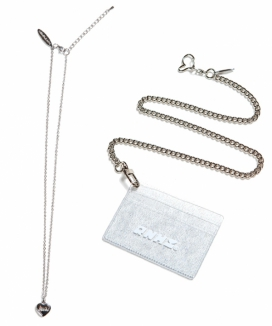 [RUNNING HIGH] [SET/FREE GIFT] PVC CARD HOLDER + CHAIN + SURGICAL NECKLACE