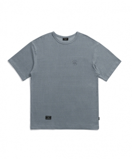 [OVERCAST] Pigment Dyed T-Shirt