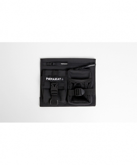 [PREPARAT] [front pocket panels] BLACK SPORTS