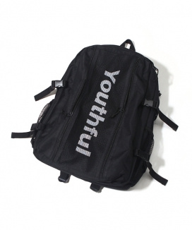 [BUTDEEP] SIDE LOGO BACKPACK