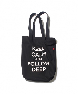 [BUTDEEP] CALM ECO BAG