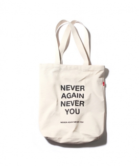 [BUTDEEP] NEVER ECO BAG