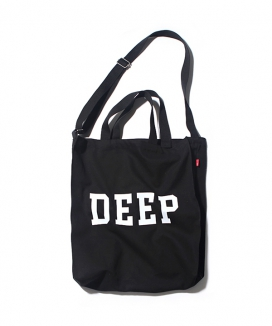 [BUTDEEP] NEW DEEP SQUARE ECO BAG