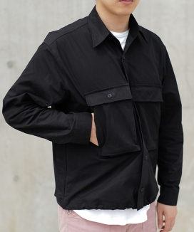 [BUILD the GOOD] FIELD SHIRT / OUT
