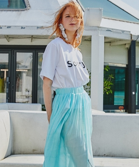 [Sorry, Too Much Love] Sorry Lo Logo Tee