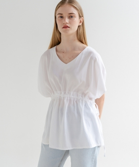 [ADDSENSE] LIGHT BLOUSE