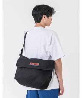 [HAVISM] LOGO MAIL BAG