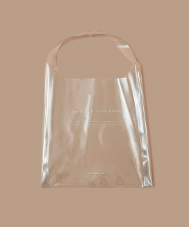 [COOL ENOUGH STUDIO] THE CLEAR BAG