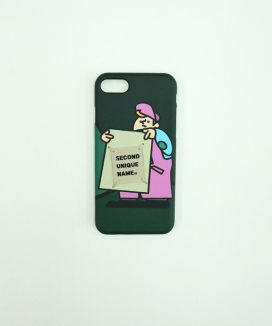 [SECOND UNIQUE NAME] SUN CASE GRAPHIC PICKET MAN (BEIGE TAG)