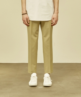 [MMH] ONE-TUCK SLIM MODERN PANTS 2