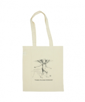 [oneninenineone] BIRD HUMAN ECO BAG