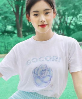 [GOCORI] JELLY FISH DREAM T-SHIRT