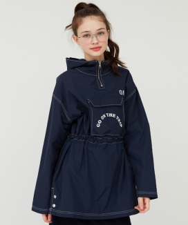 [5252] WIND CAMP ANORAK