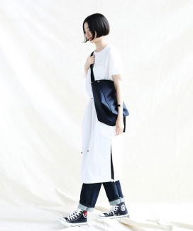[TEMPORARY SEOUL] TEMPORARY CASUAL ONE-PIECE