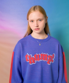 [MAINBOOTH] Thump Crop Sweater