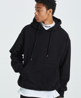 [AT THE MOMENT] Heavy Oversized Hoodie