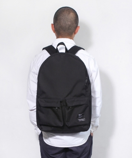 [BUTDEEP] 19AW 2PK NYLON BACKPACK