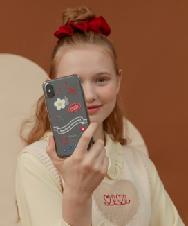 [oioi] ICON COLLECTION PHONE CASE