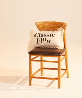 [atempo] CLASSIC FLOW CUSHION COVER