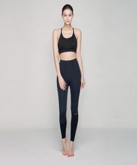 [DEVIWEAR] DEVI-B0025 Pilates 9 inch inseam Leggings