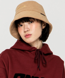 [RUNNING HIGH] RNHI FLEECE BUCKET HAT
