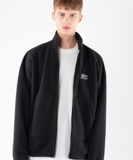 [SLOWACID] 19WT Heavy Fleece Zip-up Jacket