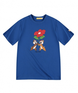 [MAINBOOTH] Chip n Dale Present T-shirt / チップとデール プレゼントティーシャツ