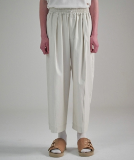 [TRUNK PROJECT] Wide Pintuck Pants / ワイドピンタックパンツ