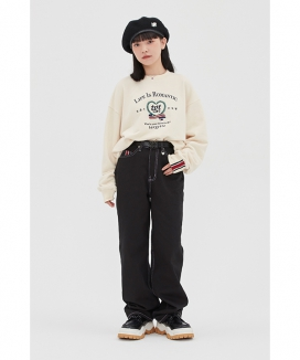 [TARGETTO] [TGT X RMTCRW]POINT STITCHES JEANS / ポイントステッチジーンズ