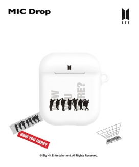 [supergoods] BTS MIC Drop theme AirPods case - HYD / BTS MIC DropテーマAirPodsケース(HYD)