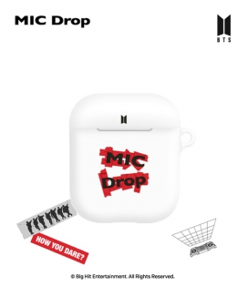 [supergoods] BTS MIC Drop theme AirPods case - TAPE / BTS MIC DropテーマAirPodsケース(TAPE)