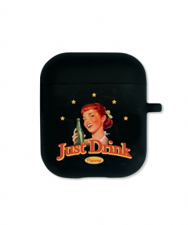 [MAINBOOTH] Just Drink Airpods Case / Just Drink AirPodsケース