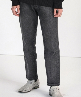 [SSRL®] tapered crop jeans / テーパードクロップジーンズ