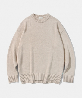 [Diamond Layla] Layla blind for love Various Lambswool overfit Knit K8 / ヴェアリアス ラムウールオーバーフィットニット