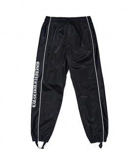 [BSRABBIT] WW SHINE JOGGER PANTS / WWシャインジョガーパンツ