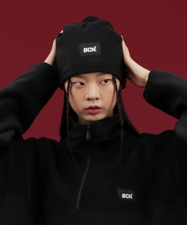 [BASIC COTTON] BCN FLEECE DOUBLE WARMER / フリースダブルウォーマー