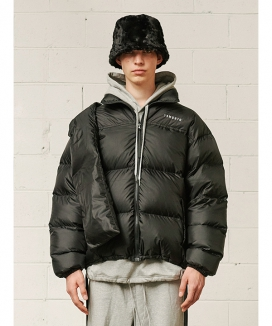 [13month] DUCK DOWN PADDED JACKET / ダックダウン パデットジャケット