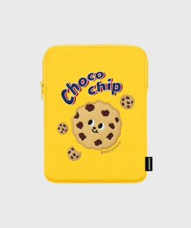 [EARPEARP] チョコチップクッキー(iPadポーチ)  / Chocochip cookies(iPad pouch)